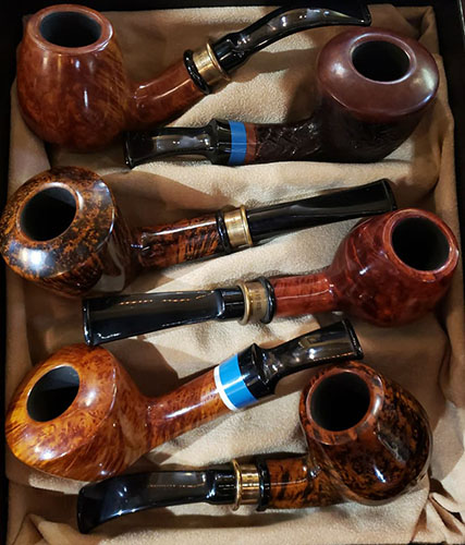 Our Pipes and Pipe Tobacco
