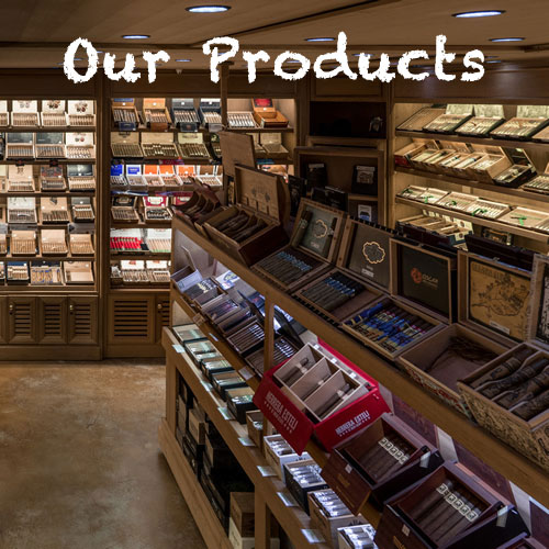 Check our tobacco products and accessories